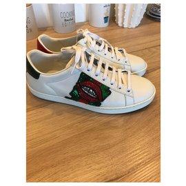 Gucci-Ace-White