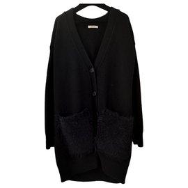 Céline-Knitwear-Black