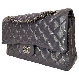Chanel-Classic medium-Purple