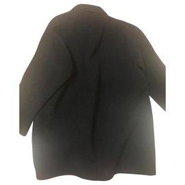 Pablo De Gerard Darel-Coats, Outerwear-Navy blue