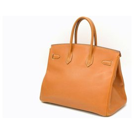 Hermès-Hermès Handbag-Orange