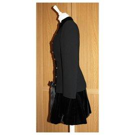 Valentino-Costume Valentino Boutique Collector.-Noir