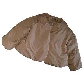 Christian Dior-Girl Coats outerwear-Beige