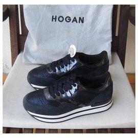 Hogan-sneakers-Bleu Marine