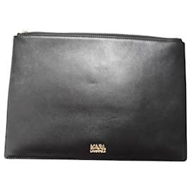 Karl Lagerfeld-Clutch bags-Black