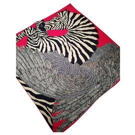 Hermès-Zebra pegusa-Pink