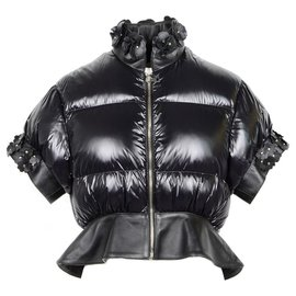 Moncler-Moncler veste nouvelle-Noir