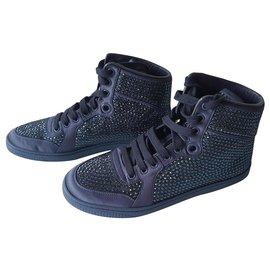 Gucci-sneakers-Bleu