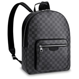 Louis Vuitton-Josh backpack new-Grey
