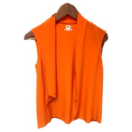 Hermès-Tops-Orange