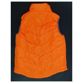 Dkny-Veste une pièce-Orange