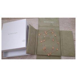 Van Cleef & Arpels-Colliers longs-Rose