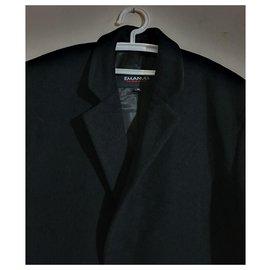 Emanuel Ungaro-Coats, Outerwear-Black