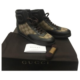 Gucci-Snickers-Brown