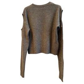 Mcq-Knitwear-Grey