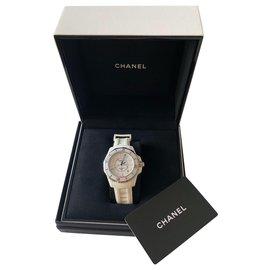 Chanel-Chanel  J12 Marine  automatic-White