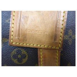 Louis Vuitton-keepall 60 Monogram-Brown