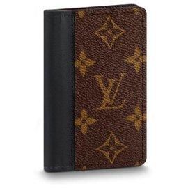 Louis Vuitton-Louis Vuitton mens wallet-Brown