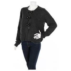 Cynthia Rowley-Knitwear-Dark grey