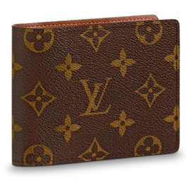 Louis Vuitton-Louis Vuitton wallet new-Brown