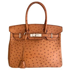 Hermès-Birkin-Brown