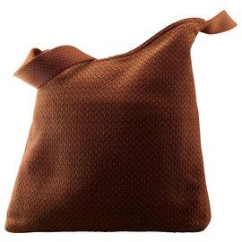 Hermès-Hermes sac de pansage-Orange