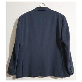 Alessandro Dell'Acqua-Blazers Jackets-Grey
