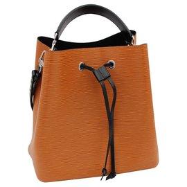 Louis Vuitton-Louis Vuitton handbag, Neonate Model, 2018.-Brown