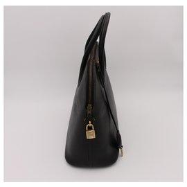 Hermès-Hermes vintage bag, Bolide model, 1970-Dark blue