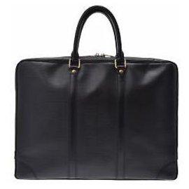 Louis Vuitton-Louis Vuitton Porte-documents-Noir