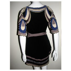 Temperley London-Mini dress-Black,Multiple colors