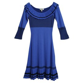 Temperley London-Dresses-Black,Blue