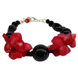 Autre Marque-Bracelet femme-Noir