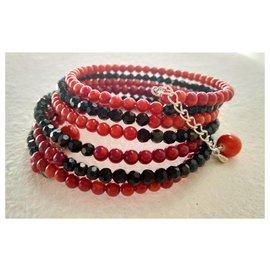 Autre Marque-Bracelet élastique-Noir