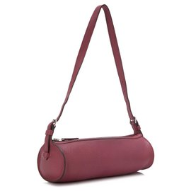 Hermès-Hermes Purple Taurillon Clemence Doremi-Purple