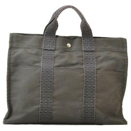 Hermès-Hermès Tote bag-Grey