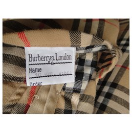 Burberry-waterproof Burberry woman size 38-Beige