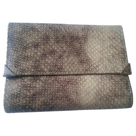 Furla-Wallets-Brown,Beige
