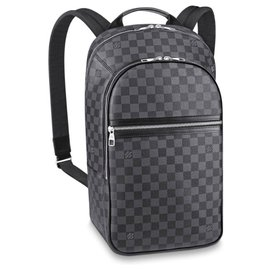 Louis Vuitton-Louis Vuitton backpack Michael-Grey