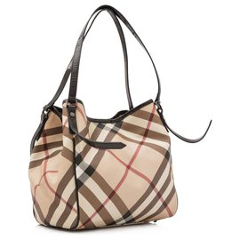 Burberry-Burberry Brown House Check Canterbury-Brown,Multiple colors,Beige