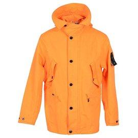 Stone Island-Stone Island jacket new-Orange