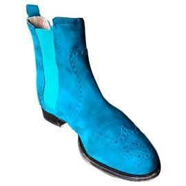 Hermès-modèle intemporel-Bleu