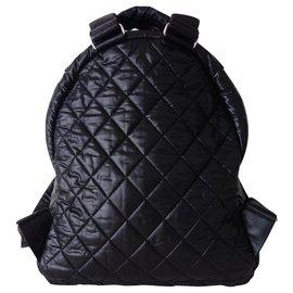 Chanel-SAC A DOS CHANEL COCOON-Noir