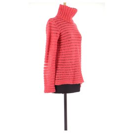 Chloé-Sweater-Fuschia