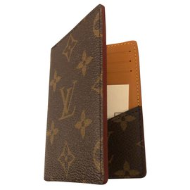 Louis Vuitton-Louis Vuitton mens wallet-Brown