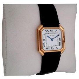 Cartier-Goldgürtel 18Cts-Weiß