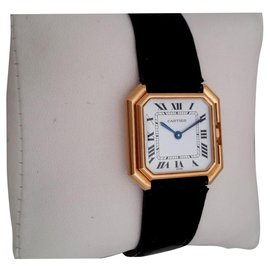 Cartier-Ceinture Or 18cts-Blanc