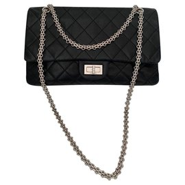 Chanel-Chanel Reissue 2.55-Black