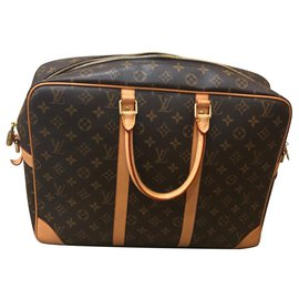 Louis Vuitton-Porte voyage GM-Brown