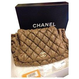 Chanel-bubble-Marron clair